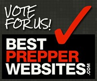 Vote for Us - BestPrepperWebsites.com!