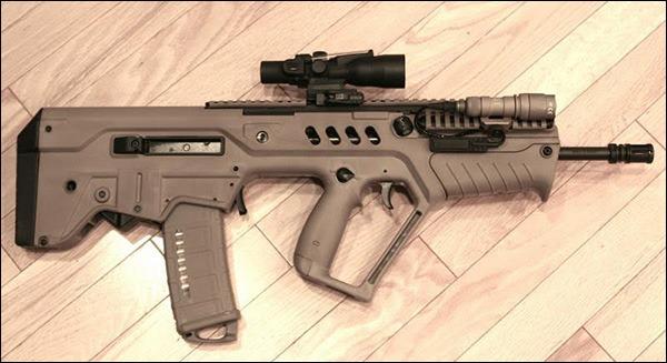Modern Sporting Rifles Tavor
