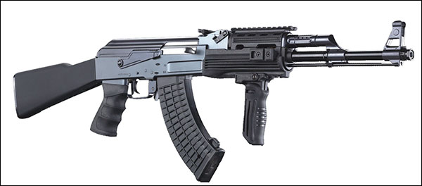 Modern Sporting Rifles AK