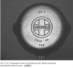 Griswold Medium block logo