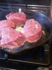 steak03 - ready to flip