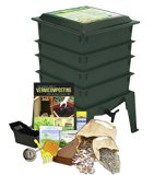 Worm Factory 360 WF360G Worm Composter - worm factory 360 review are very high