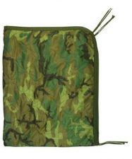 Genuine US Military All Weather Poncho Liner Blanket - Bug Out Bag Essentials